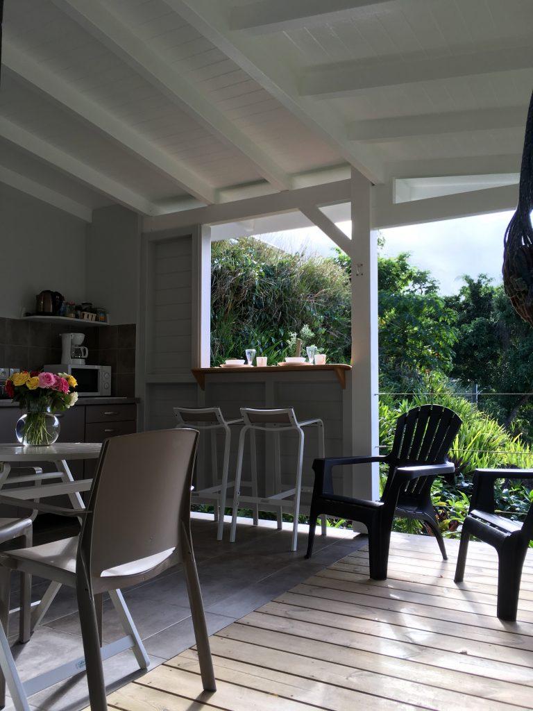 Location de gite à Pointe Noire beau séjour tout confort en Guadeloupe